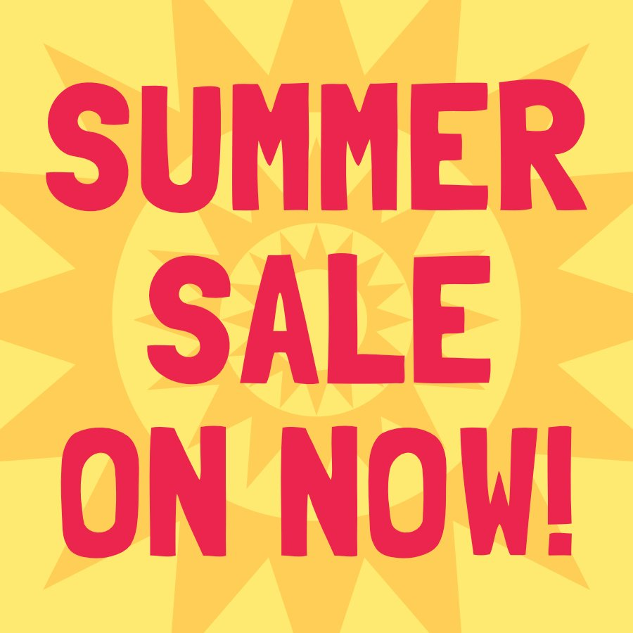 summer sale NOW ON .001